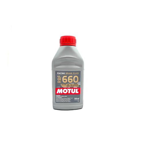 MOTUL RBF 660 DOT 4 BRAKE FLUID