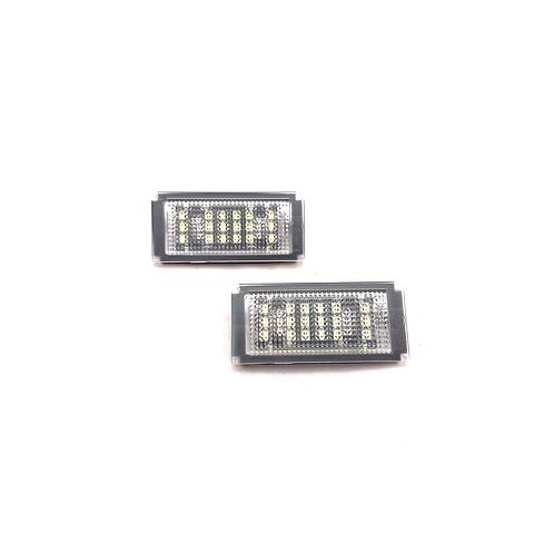 E46 LED LICENSE PLATE LIGHTS