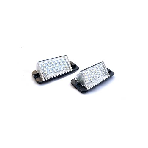 E36 LED LICENSE PLATE LIGHTS