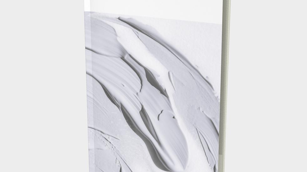 FUTURE Notebook Small | White | 20 х 12,7 см | Бесплатная доставка.