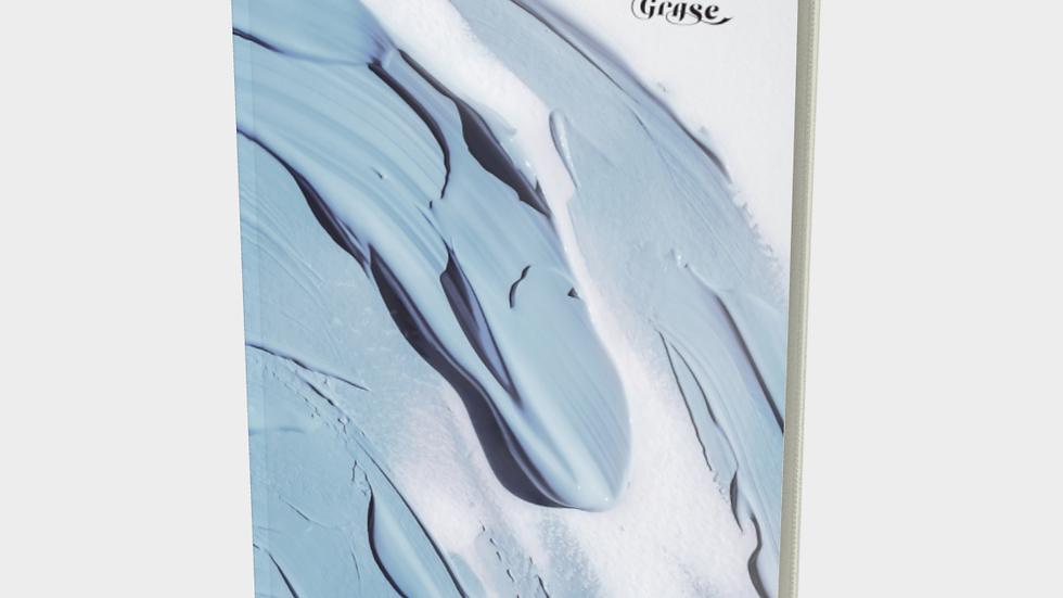 FUTURE Notebook Large | Sky | 25 x 18,4 см | Бесплатная доставка.