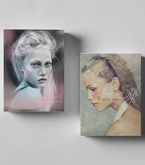Digital Artist   Your Style + Academic & Head Anatomy