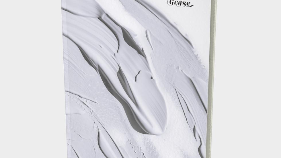 FUTURE Notebook Large | White | 25 x 18,4 см | Бесплатная доставка.