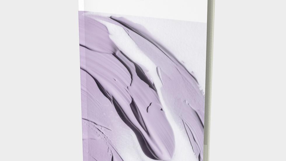 FUTURE Notebook Small | Violet | 20 х 12,7 см | Бесплатная доставка.