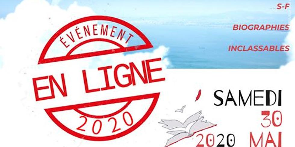 SALON INDES DU LIVRE DE LYON 2020 - EN LIGNE  !!!