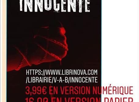 Innocente EST PUBLIE !!