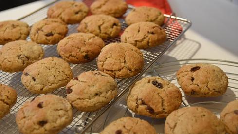 No-nonsense oatmeal cookies