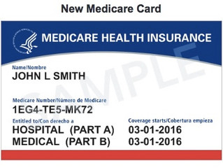 New Medicare Cards... What to Know