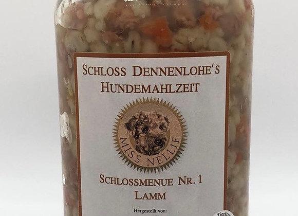 Schlossmenü Nr.1 Lamm