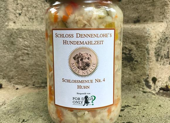 Schlossmenü Nr.4 Huhn