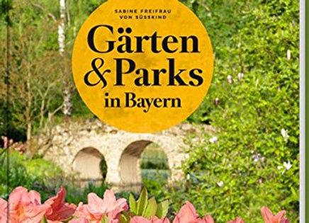 Gärten und Parks in Bayern