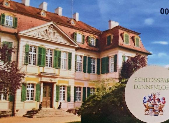 Jahreskarte (inkl. 5€ Pfand)