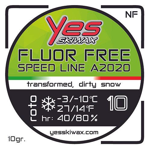 Roto No Fluor Speed Line10