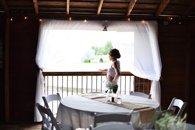 Croix View Farm { Wedding }