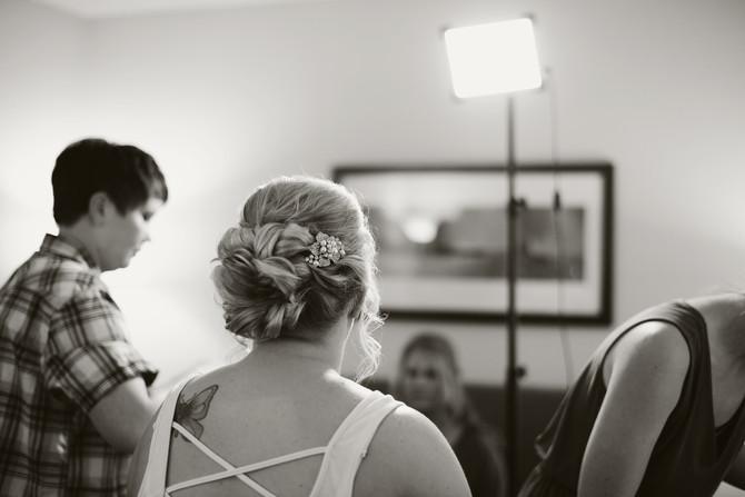 Wedding at the Mermaid