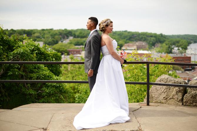 Wedding On the River ~ Stillwater, MN