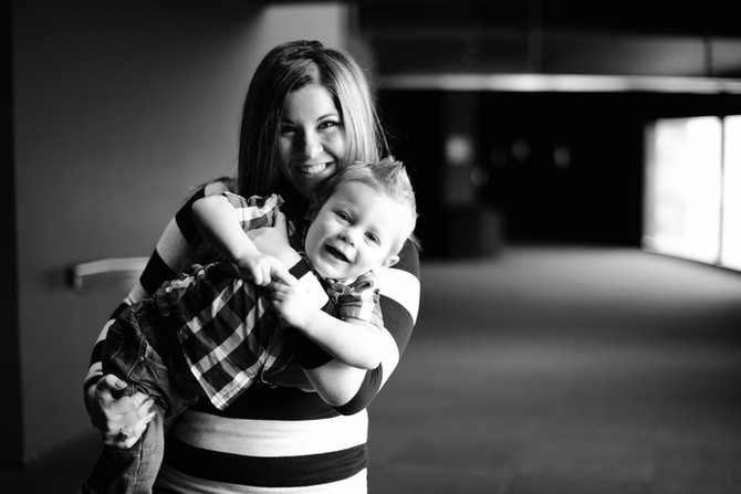 Guthrie Theater, MN ~ Family Photo Session