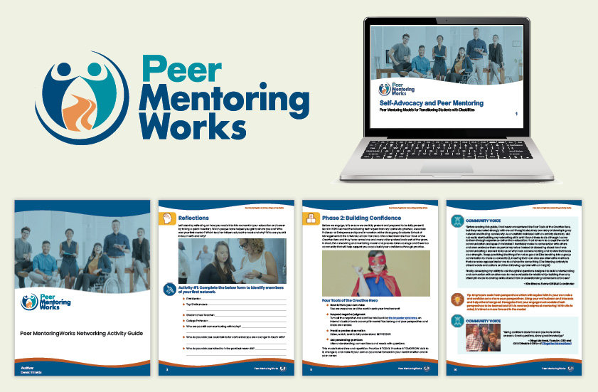 Peer Mentoring Works Project Samples