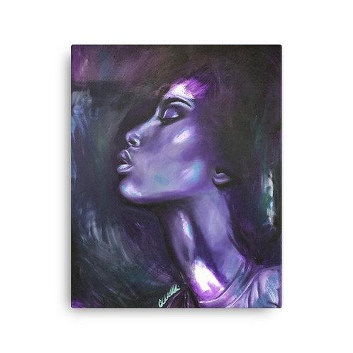 """Before I Go"" 18x24 Canvas Print"