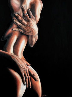 """""""Touched""""-SOLD"""
