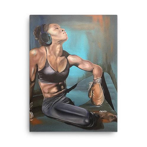 """Tianna"" 18x24 Canvas Print"