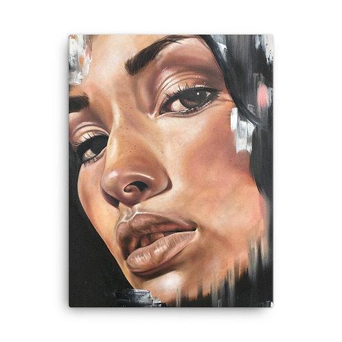 """Allure"" 18x24 Canvas Print"