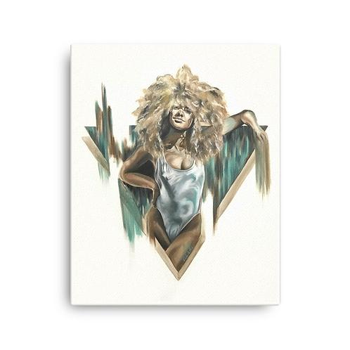 """Manifestation"" 18x24 Canvas Print"