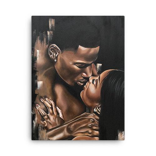"""""""Wait For It"""" 18x24 Canvas Print"""