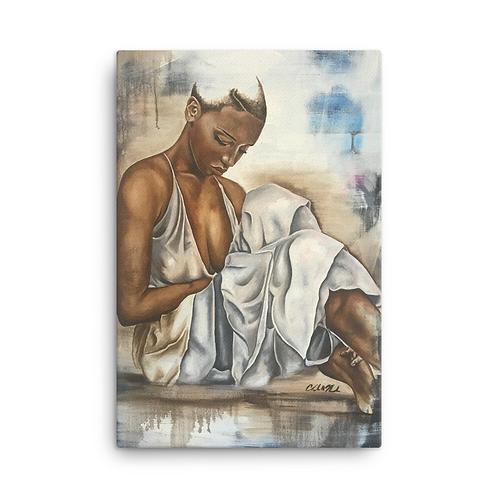 """Solus"" 18x24 Canvas Print"