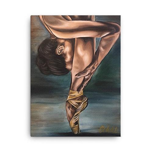 """""""It Takes Sacrifice"""" 18x24 Canvas Print"""
