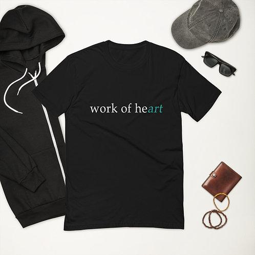 WORK OF HEART - BLACK