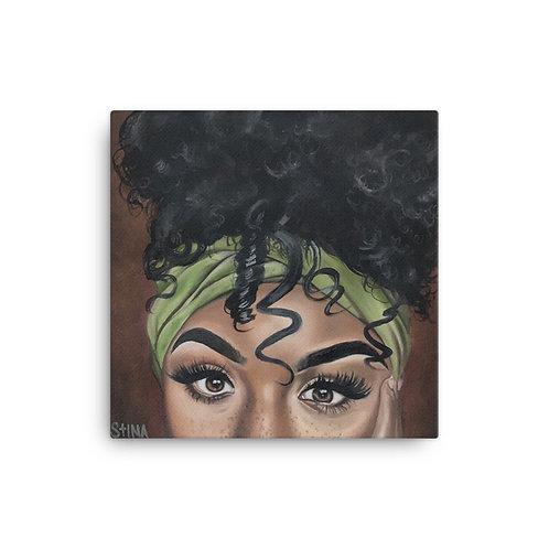 """Envy"" 16 x 16 Canvas Print"
