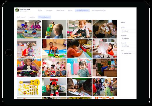 Child Care Seer - Parent Communication