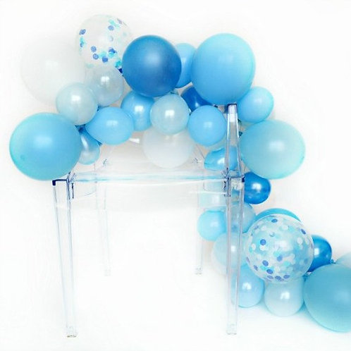 Ocean Blues Balloon Garland Kit