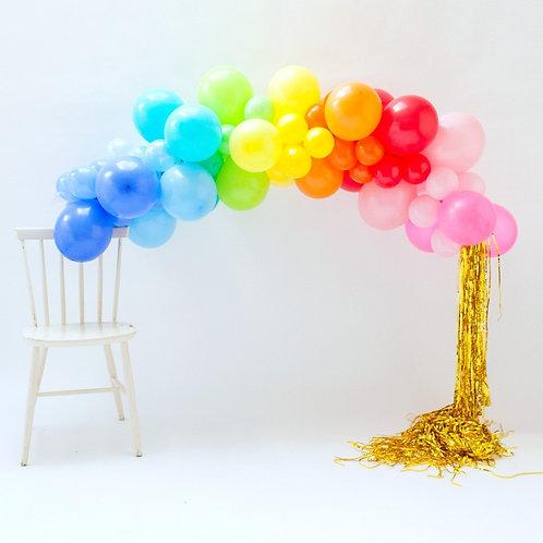 Rainbow Magic Balloon Garland Kit
