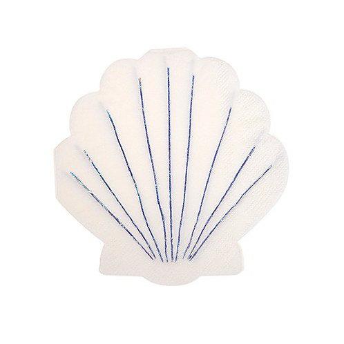 Meri Meri Seashell Napkin