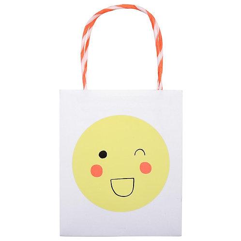 Emoji Party Bags