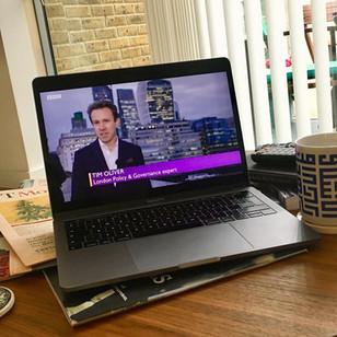 Laptop view