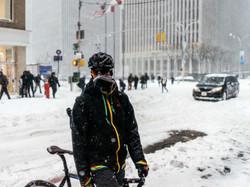 Do you bike in the blizzard_