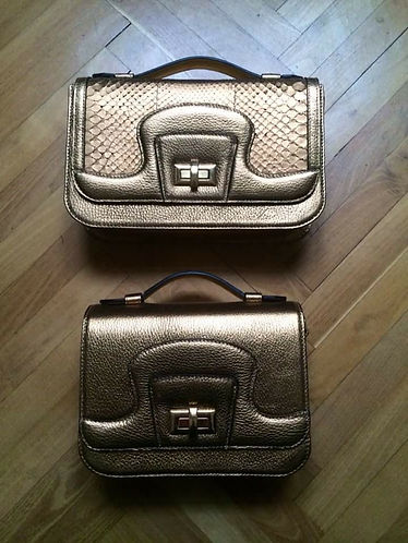 2 Anh Tuan leather bags
