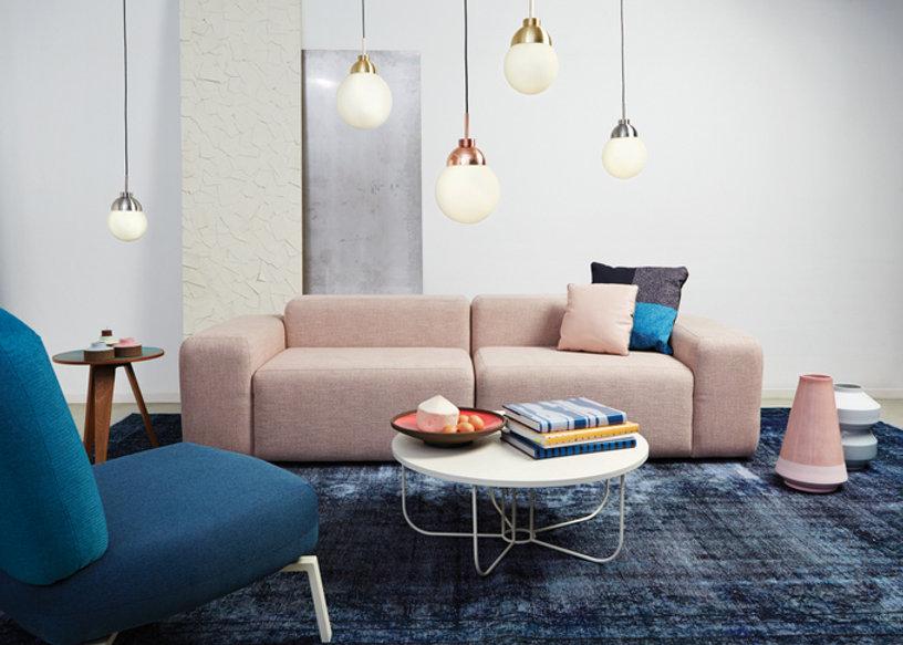 Position interior design furniture