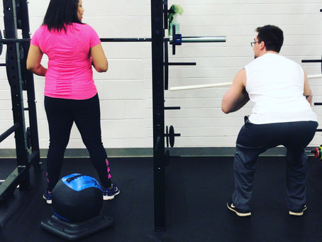 Why Small Group Personal Training?