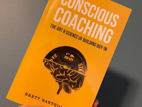 Book Review: Conscious Coaching - The Art & Science of Building Buy-In - By Brett Bartholomew