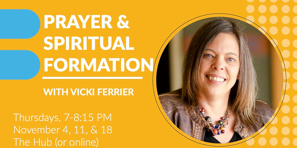 Prayer & Spiritual Formation