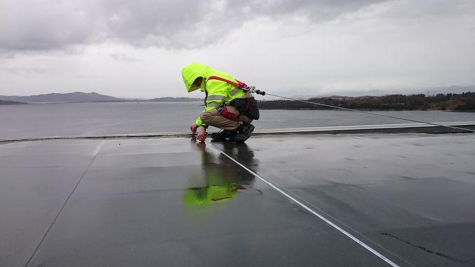 Installasjon av solcelleanlegg og solcelle i Stavanger