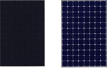 Sunpower solceller