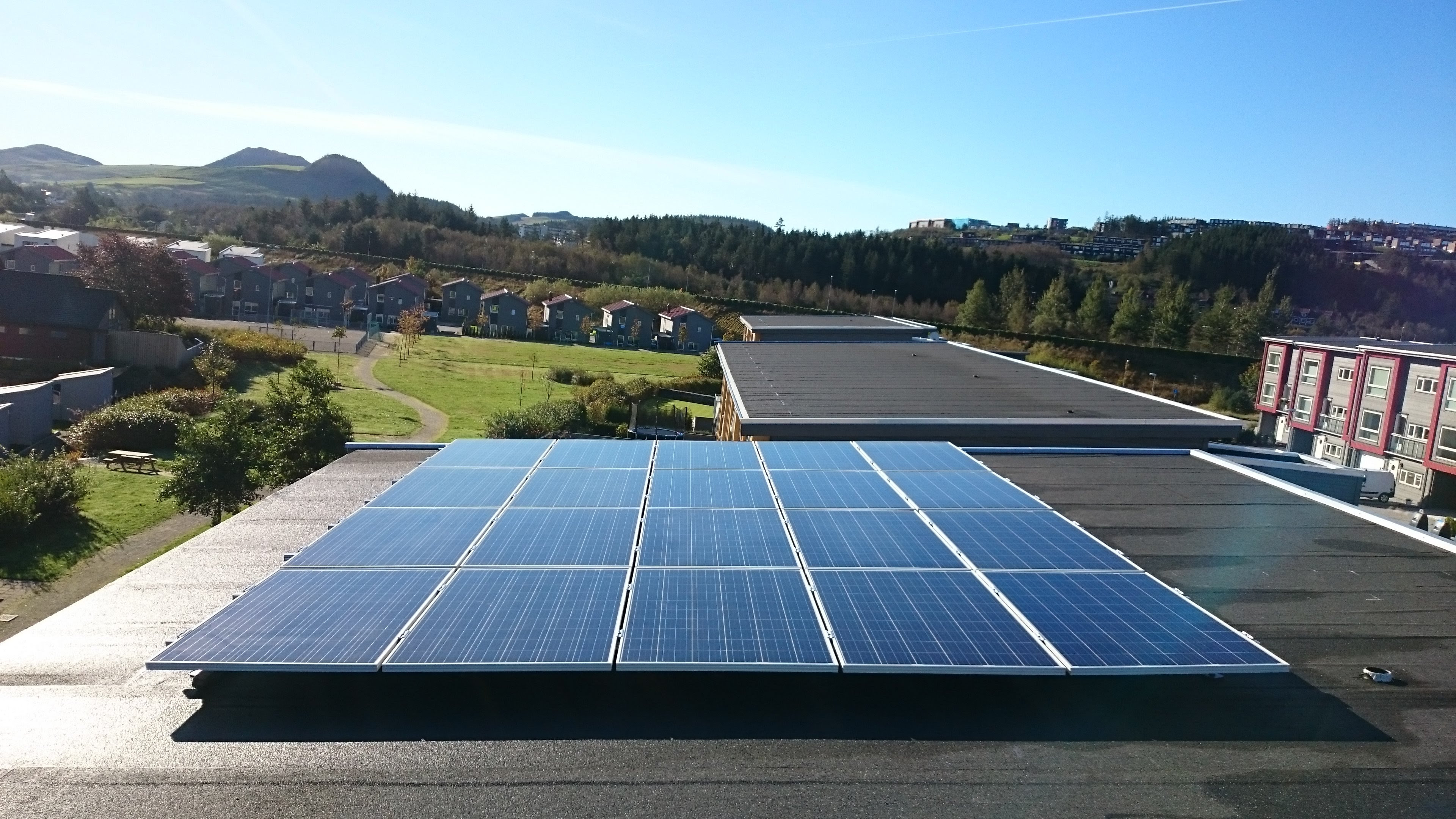 Solceller | Integrate Renewables