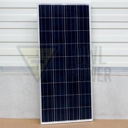Solar panel SCHUTTEN Poly 140Wp 36 cells(MPPT 18V)