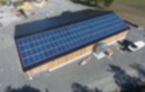 Prosjektering av solceller på tak og i fasade