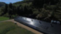 Solcelleanlegg til landbruk - 128 solcllepaneler til driftsbygg for kylling